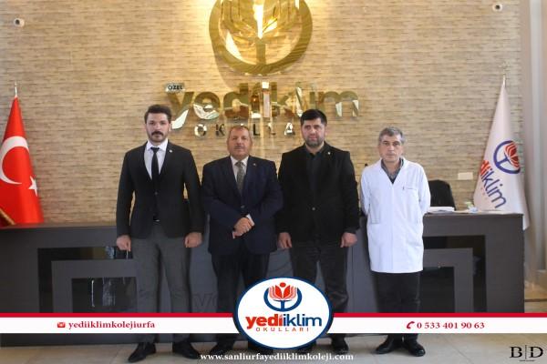 Evren Sanayi Sitesi Kooperatif Başkanı Sayın Mustafa Arslan Söyleşisi