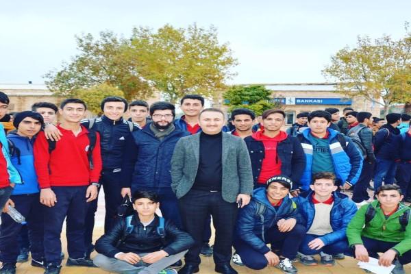 Harran Üniversitesi Kampüs Gezimiz