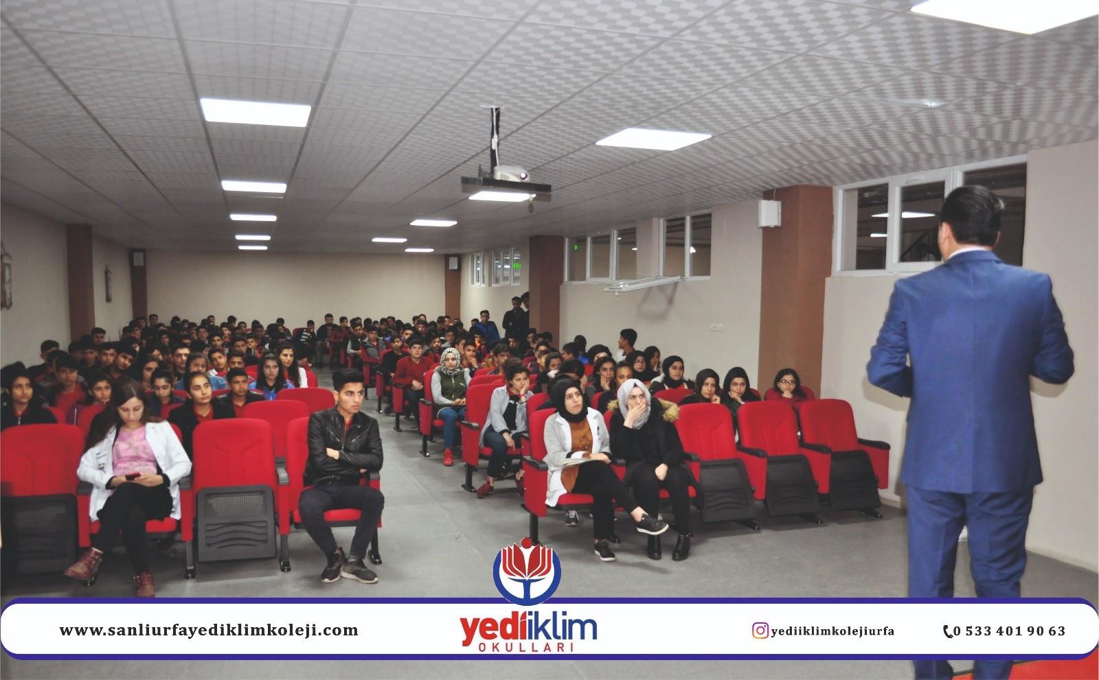 Yavuz Selim ZAZAOĞLU Konferansı