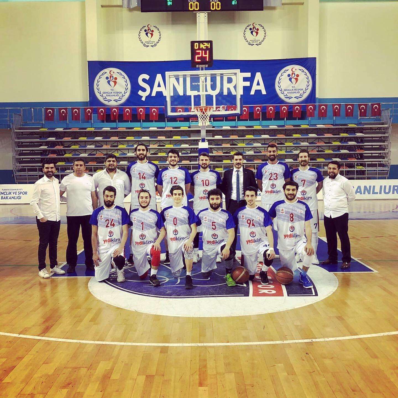 Yediiklim Spor Kulübü Basketbol Maçı
