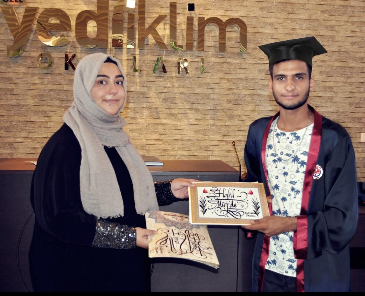 Yediiklimin ilk mezunları